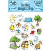 In the Beginning Sticker Set