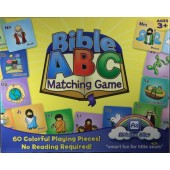 Bible ABC Matching Game - OUT OF STOCK.