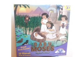 Moses Story Puzzle