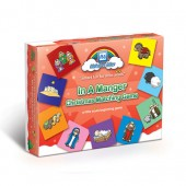 In A Manger Matching Game - SALE! WAS £9.99