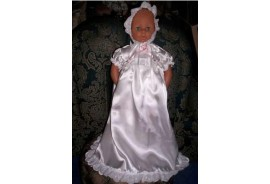 Doll Christening Gowns