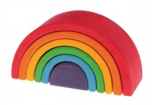 Grimms Rainbow Stacking Toy - Large size OUT OF STOCK