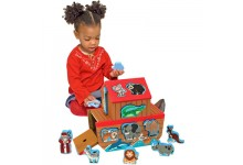 Melissa & Doug Noah's Ark Shape Sorter - OUT OF STOCK