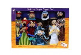 Nativity Finger Puppet Set - SALE! WAS £34.00