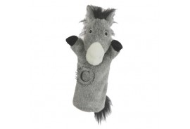 Donkey Hand Puppet - SALE! Was £9.99
