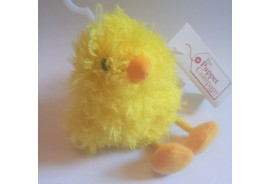 Fuzzy Chick Finger Puppet - SALE! WAS £3.50