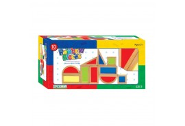Basic 10-piece Rainbow Block Kit
