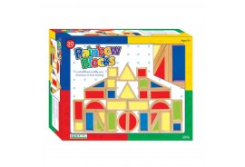 30-piece Rainbow Block Kit