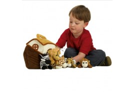 Noah's Ark Hide-away Puppet