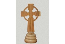 Celtic Standing Cross - SALE!  WAS £9.99 (small) £11.99 (large)