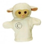 Lamb Hand Puppet - SALE! WAS £5.99