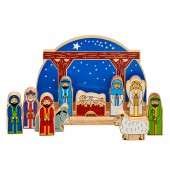 Fairtrade Nativity Playset